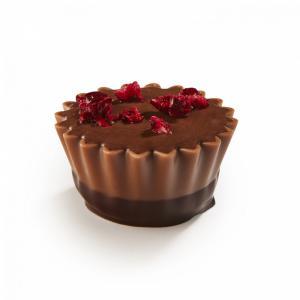 Cherry tartelette cupcake melkchocolade bonbon