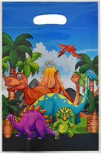 Dino uitdeelzakjes 12 stuks