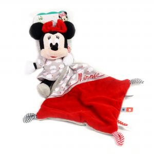 Disney Minnie Mouse knuffel labeldoekje