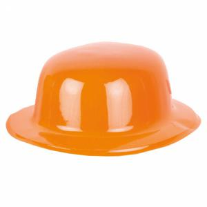 Bolhoed Oranje plastic