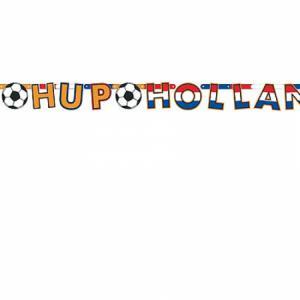 Letterslinger blauw-wit-rood Hup Holland Hup
