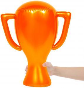 Holland oranje opblaasbaar beker