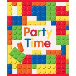 Lego uitdeelzakjes 8-stuks