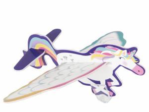 Unicorn glider bouw je eigen unicorn