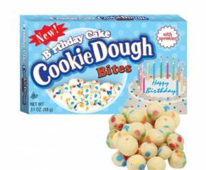 COOKIE DOUGH BITES BIRTHDAY CAKE 88G