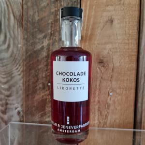 Likorette Chocolade Kokos 20cl 14,5%