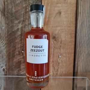Likorette Fudge Zeezout 20cl 14,5%