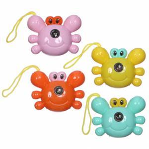 Kindercamera krab met diverse dia-plaatjes