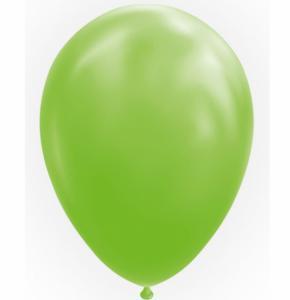 Ballon Lime-Groen 10-stuks Ø 30cm
