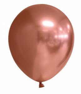 Spiegel-ballon Chrome Koper/Brons 10-stuks Ø 30cm