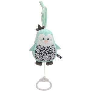 Tiamo muziekdoosje hello Little One Pinguin