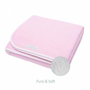 Little Dutch - Wieg deken Pastel roze