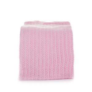 ccde49d1c32 Soft Touch katoenen ledikant deken - roze