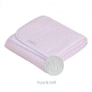 Little Dutch - Wieg deken Sweet pink