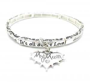 Armband my mum,moeder/mama