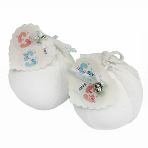 Gender Reveal baby bruisbal, 2 stuks ( 1 roze en 1 blauw), geslacht-onthulling babyshower