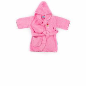 Lief! lifestyle badjas lichtroze 1 - 2 jaar