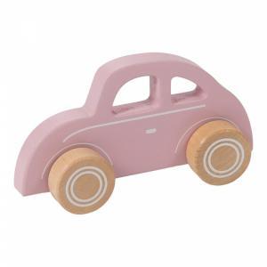 Little Dutch - houten auto roze