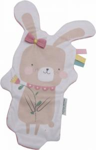 Little Dutch - knuffeldoekje knisper konijn