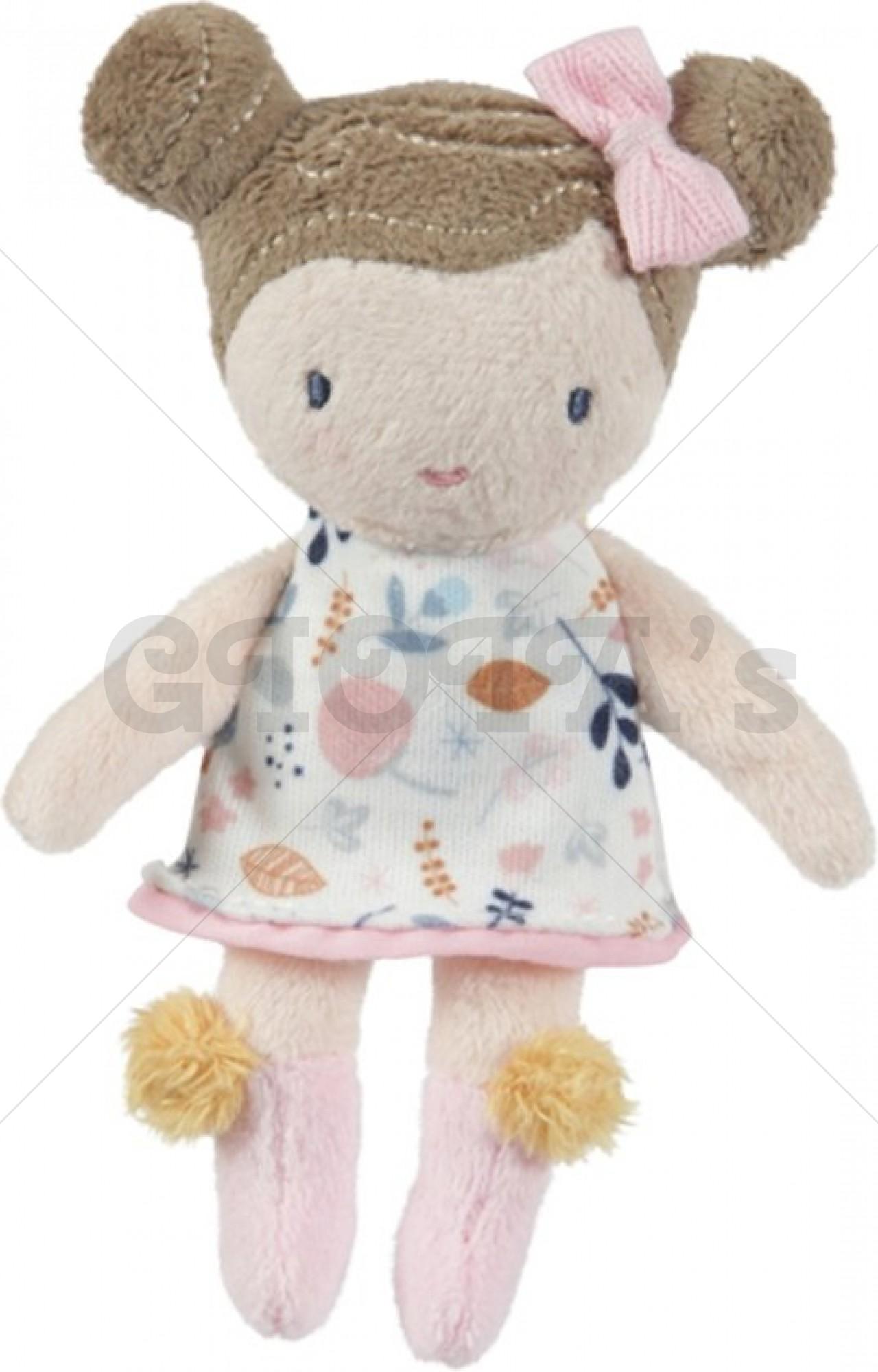 da15e7d9db736a Little Dutch - Pop Rosa 10cm - GIOIA's cadeau en feestartikelen