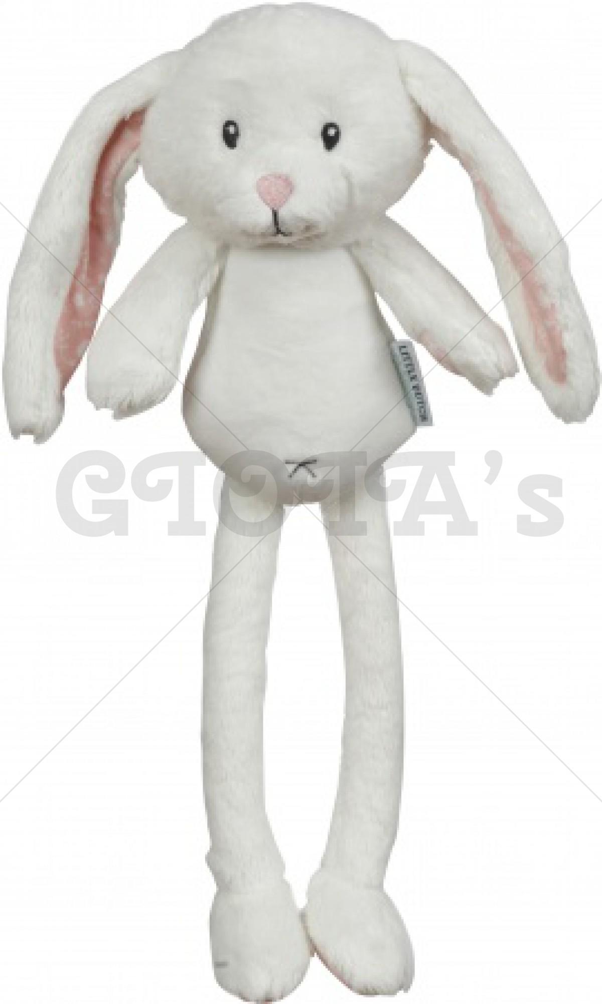 d3270e204d8565 Little Dutch - pluche konijn adventure pink 40cm - GIOIA's cadeau en ...