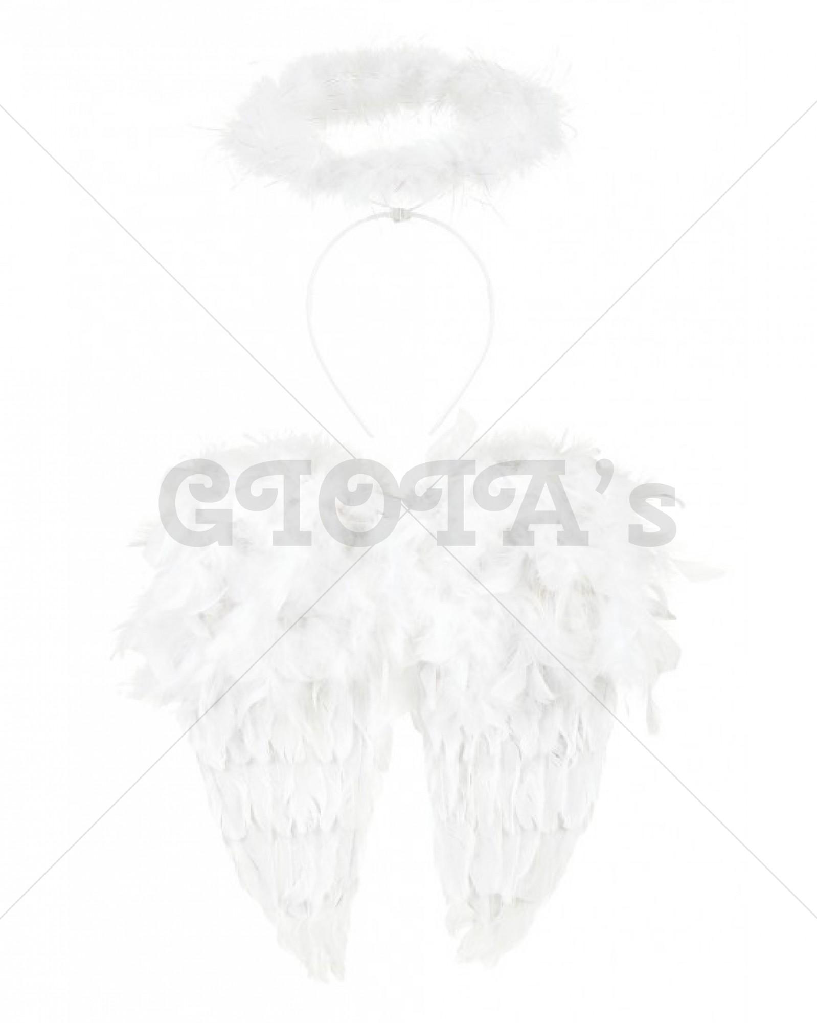 Souza for kids Angel vleugels en haarband