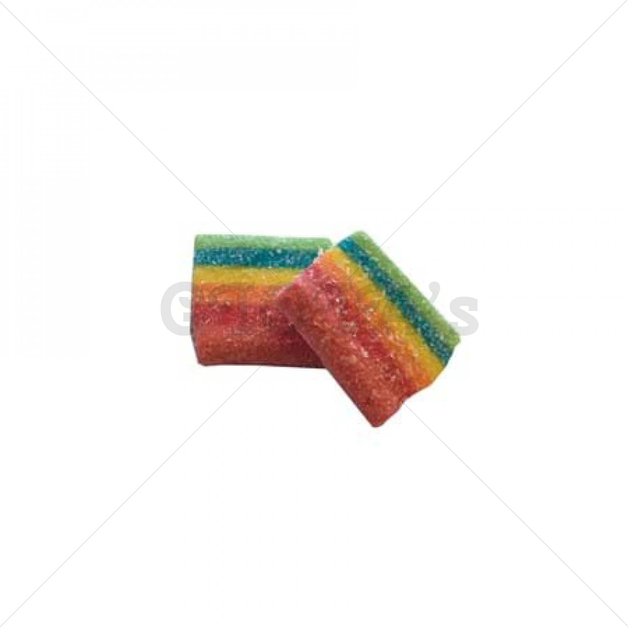 Themanoep - regenboog matjes