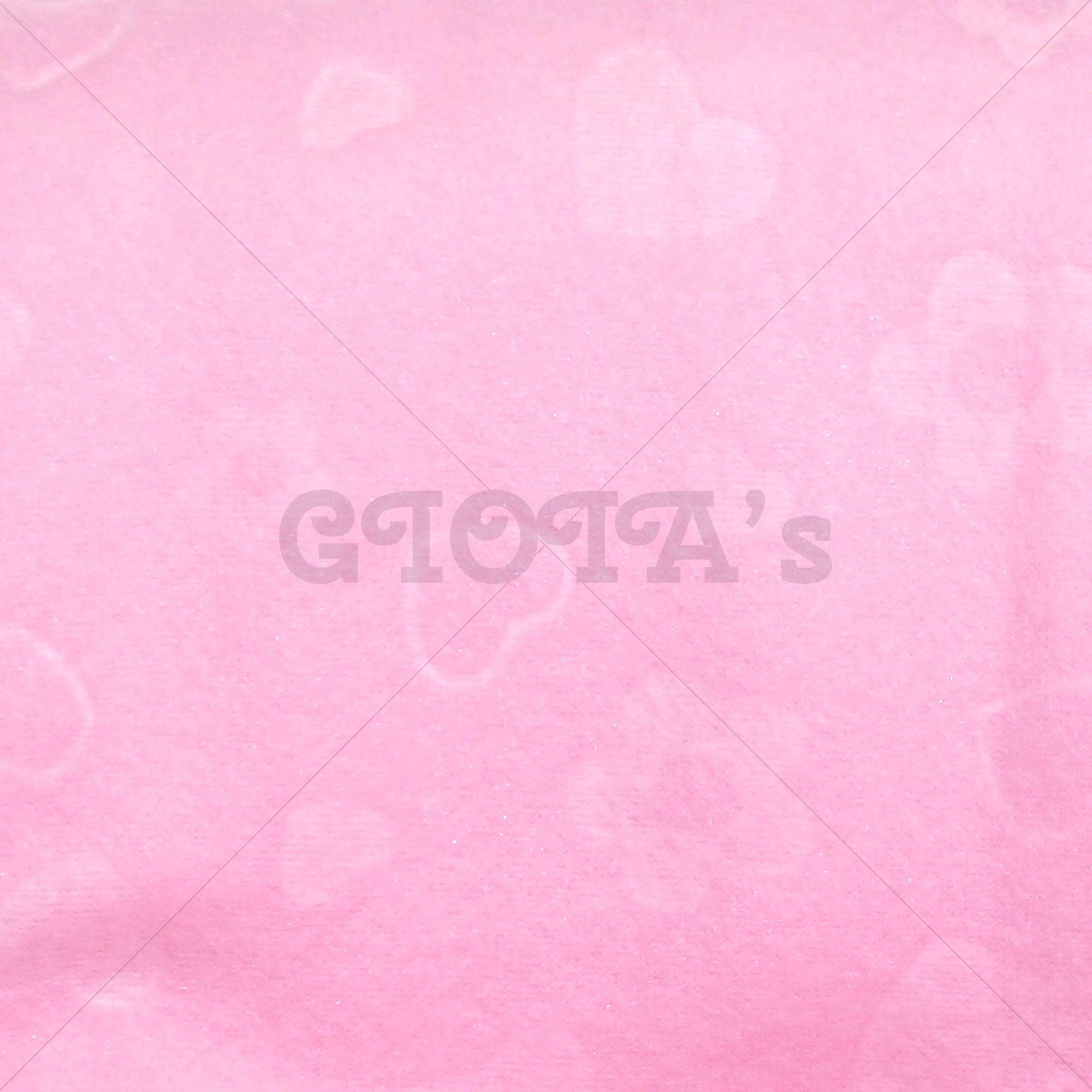 Soft Touch fleece omslagdoek - roze